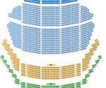 香川県民ホール(レクザムホール)座席表aikoはこちら